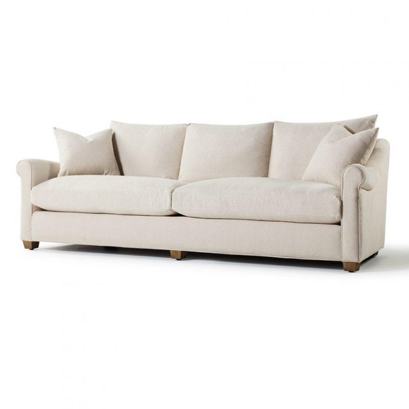 """Celeste 104"""" Sofa - Tribecca Natural"""