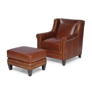 Picture of Pendleton-Chair---Pendleton-Ottoman---Trends-Coffee