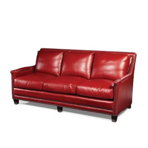 Picture of Prescott-Sofa---Supple-Red