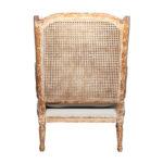 Samantha Chair in Rye Natural