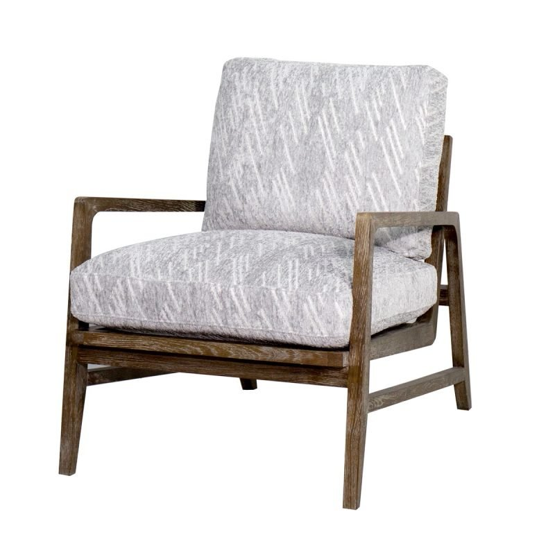 Glendale Chair/Vegas Nickel