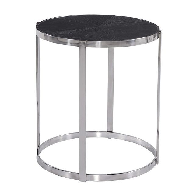 Topanga Round End Table