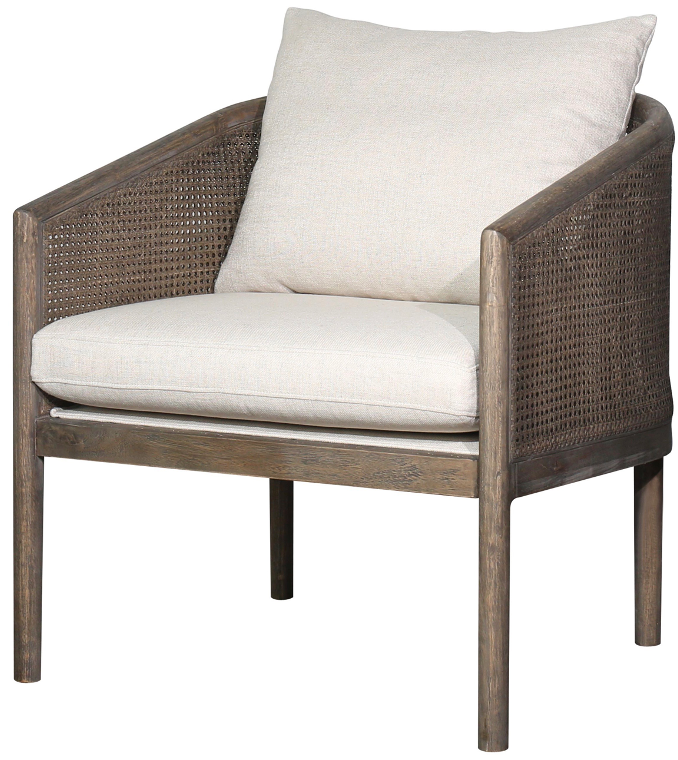 Theodore Chair - Tribecca Natural