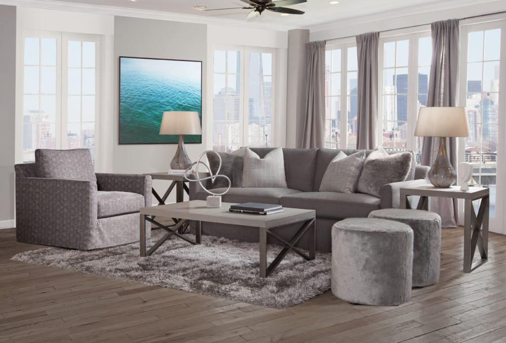 Santa Monica group with chair conversion