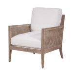 Bakersfield Chair in Bergamo Vanilla